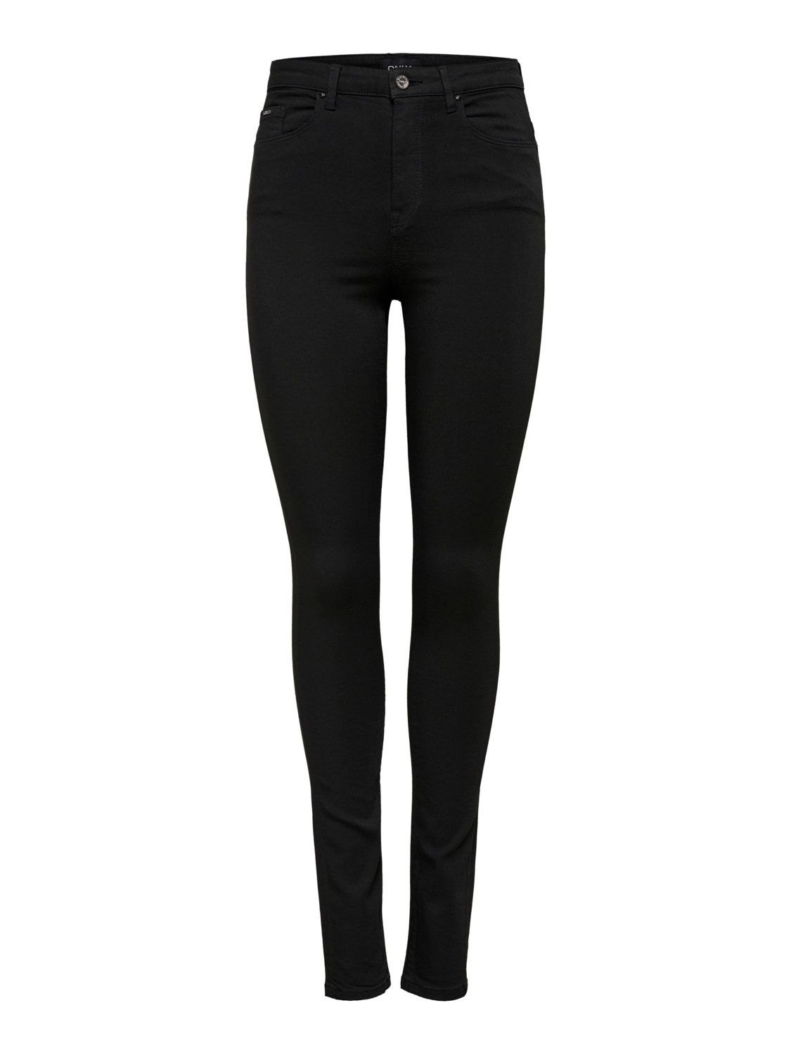 In-Mood Forever Black Jeans