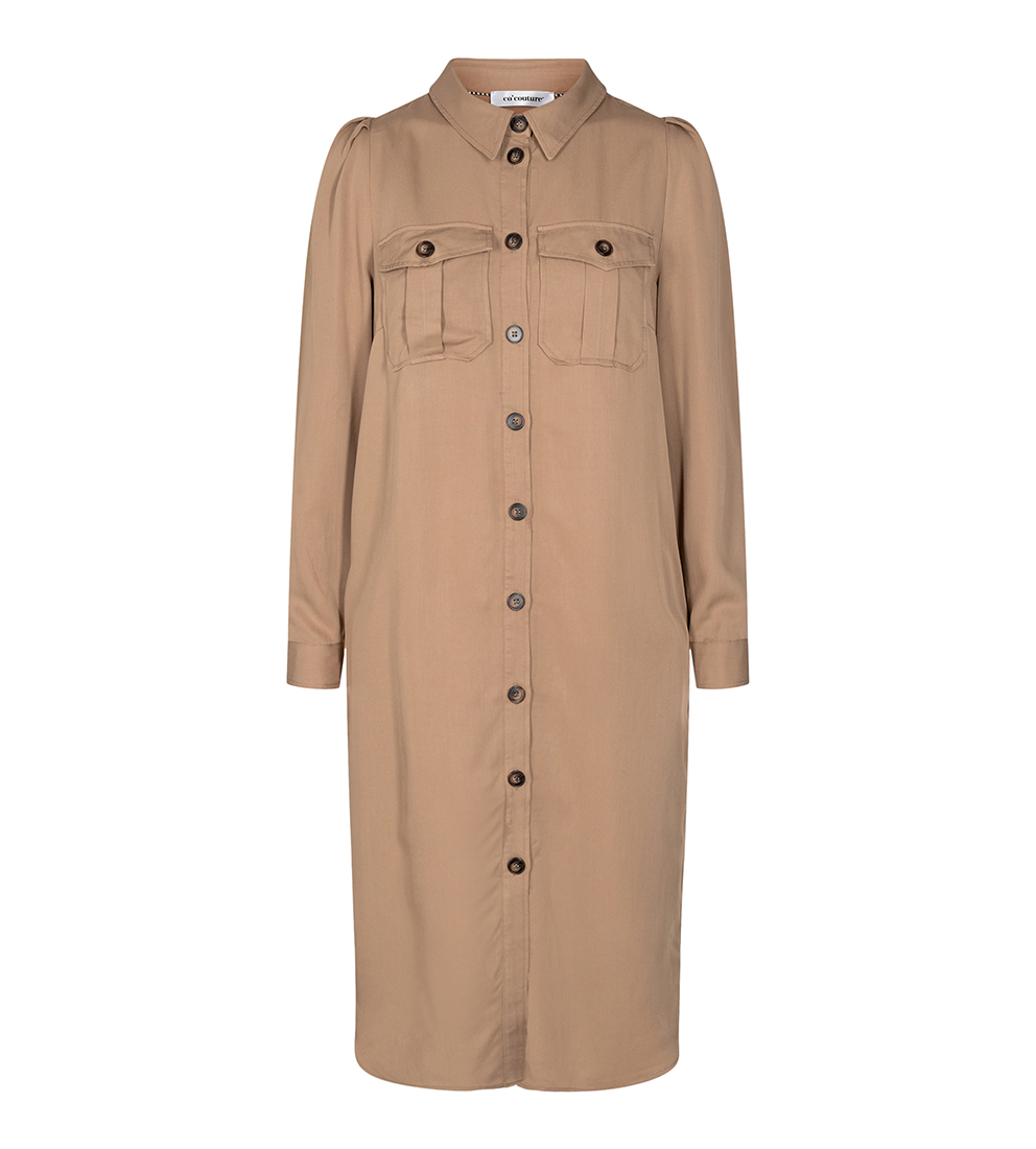 In-Mood Uni Shirt Dress