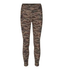 In-Mood Camo Tights