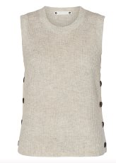 In-Mood Malou Button Vest