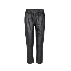 In-Mood Shiloh Crop Leather Pant